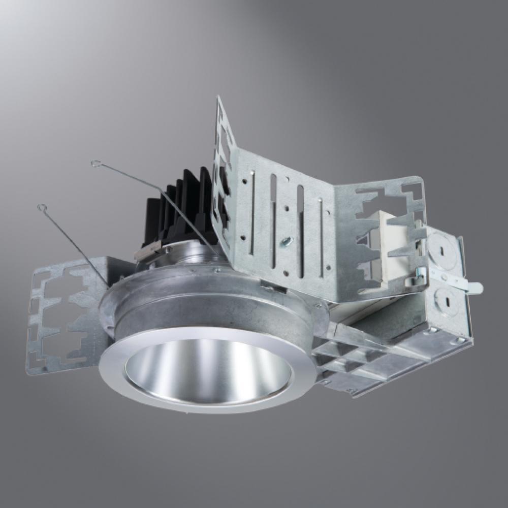 Portfolio 4LBW0H Haze Wide Beam Reflector with Haze Polymer Trim 4 4 EATON