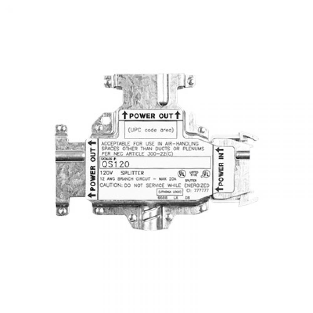 Modular Wiring Qs277 12 3g M10 Bayside Electric Supply Lithonia Diagram