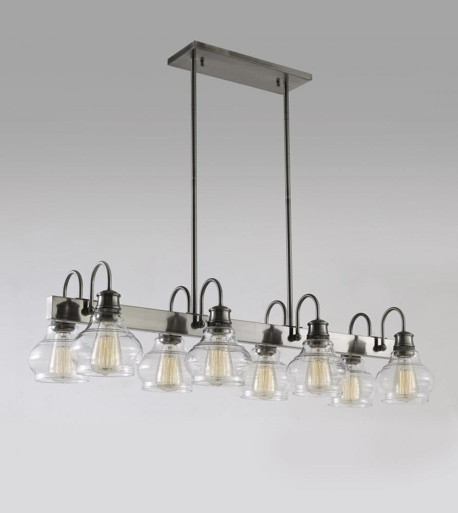 schoolhouse feature pendant kitchen remodel in cage lights lighting customer shades warehouse wire featured